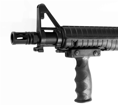 Tactical Grip Handle For US ARMY Alpha Black Elite
