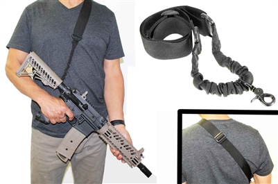 Trinity tactical sling for tippmann tmc paintball marker paintballing woodsball gear.